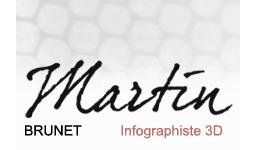 Logo du site portfolio de Martin Brunet